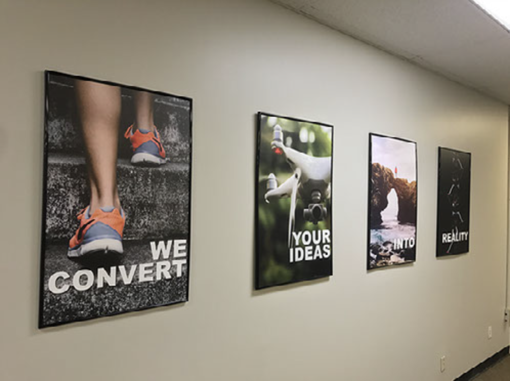 in office posters